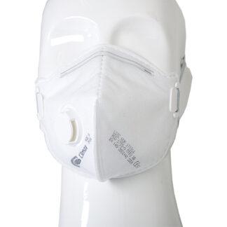 Respiraator väljahingamisklapiga CLIMAX FFP2