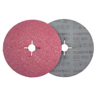 3M Cubitron II Fiiberketas 982C erinevatele metallidele
